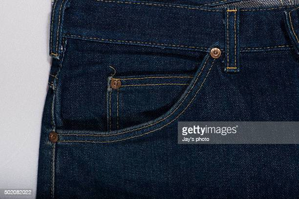 jeans texture and material background - trousers stock pictures, royalty-free photos & images