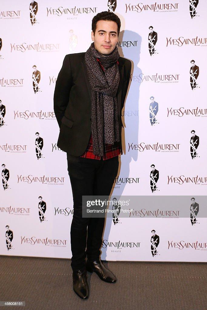 'Yves Saint Laurent' Paris Premiere At UGC Normandie : News Photo