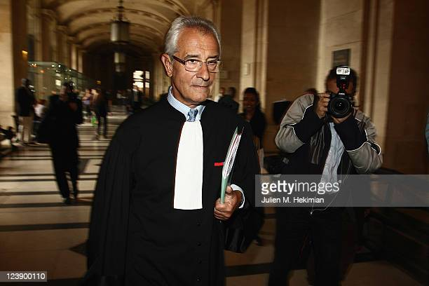 JeanYves Leborgne attends former President Jacques Chirac's trial opening on September 5 2011 in Paris France The trial of former President Jacques...