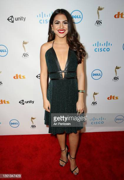 Jearnest Corchado attends The Advanced Imaging Society's 11th Annual Lumiere Awards at Steven J Ross Theatre on the Warner Bros Lot on January 22...