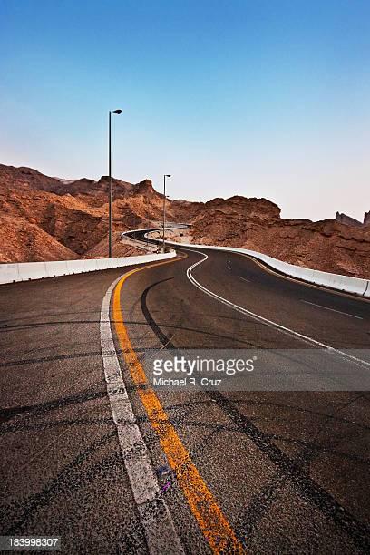 Jebel Hafeet | Road Lanes 2