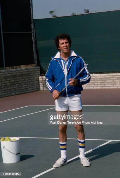 Jed Allan appearing in the ABC tv series 'Good Heavens' episode 'Mixed Doubles'