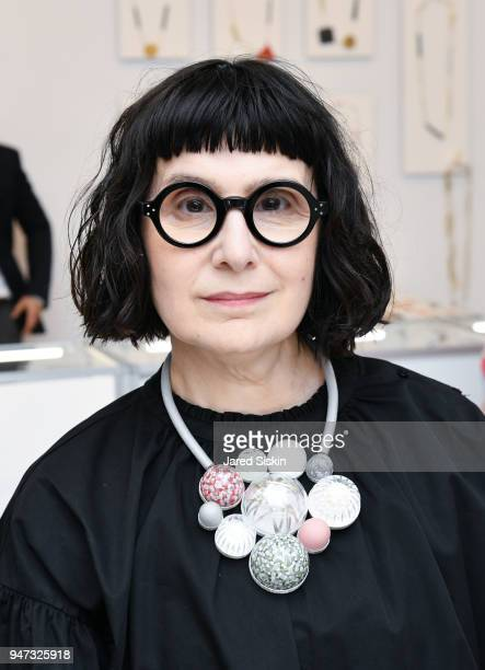 Jed Green attends The Museum of Arts and Design Presents LOOT MAD About Jewelry on April 16 2018 in New York City