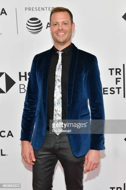 Jed Mellick attends the screening of All These Small Moments during the 2018 Tribeca Film Festival at SVA Theatre on April 24 2018 in New York City
