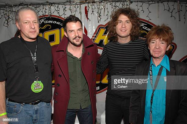 Jed the Fish The Killers and Rodney Bingenheimer