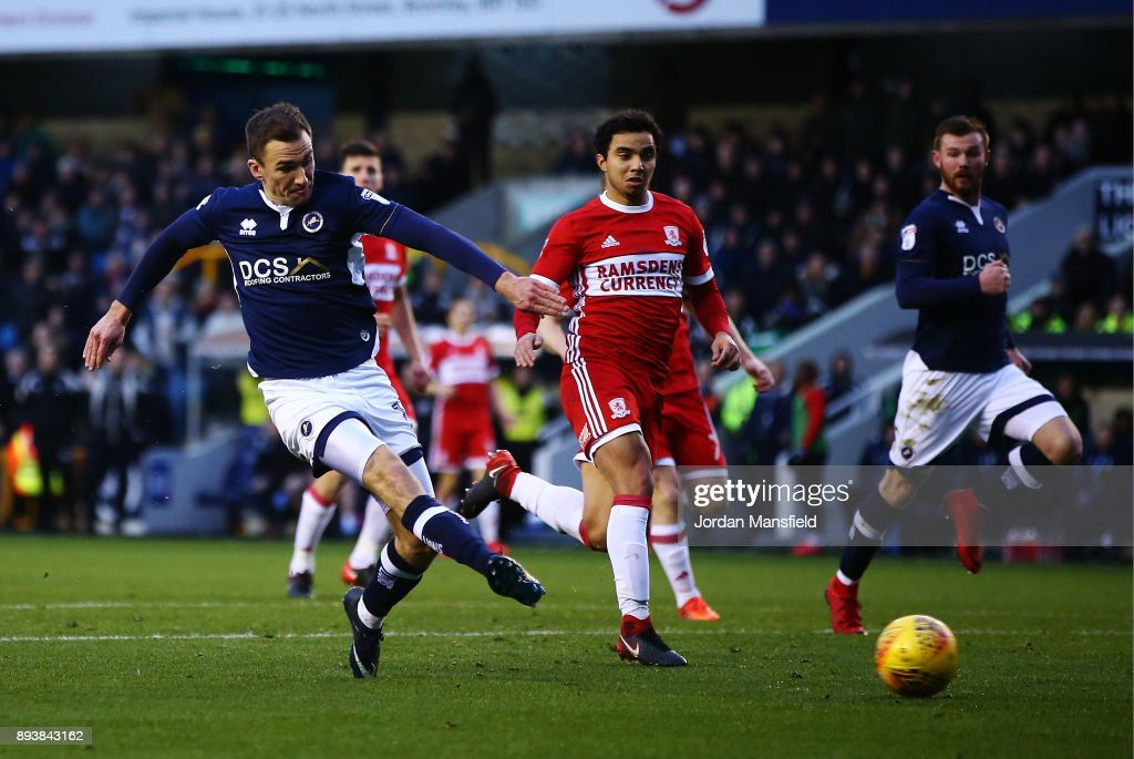 Millwall v Middlesbrough - Sky Bet Championship : News Photo