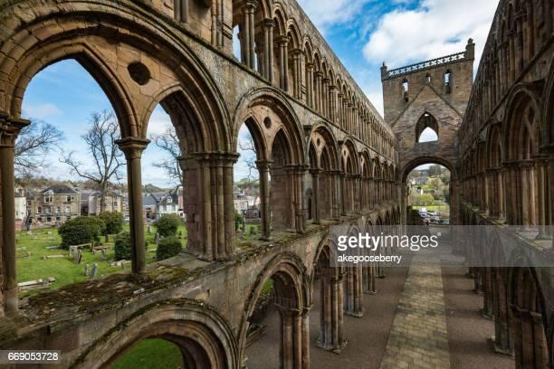 Jedburgh Abbey, UK