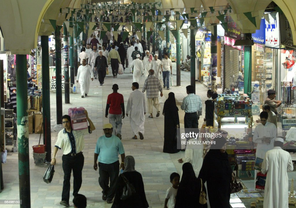 3f9c573cd75 A general view shows the Souq al-Alawi market in the old town of ...