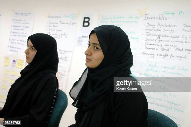 Lujarn Sharif a prominent student at Dar al Hakma college for women The girls are very well educated and speak fluent English with big ambitions and...