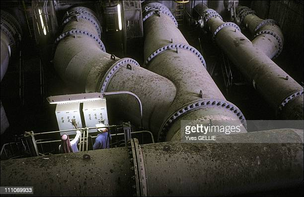 Jeddah the Saline Water Conversion Corporation Saudi Arabia is the most advanced country in the world with regard to the desalinization industry...