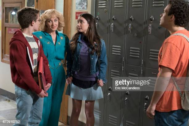 THE GOLDBERGS Jedi Master Adam Skywalker As the school year comes to a close Barry and Erica wonder what they'll be voted for in the yearbook and...