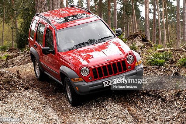 Jeep Cherokee. Artist: Unknown.