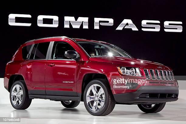 Jeep Compass Foto E Immagini Stock Getty Images