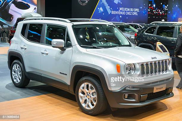 Jeep Renegade crossover SUV