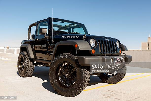 jeep rubicon - jeep wrangler stock photos and pictures