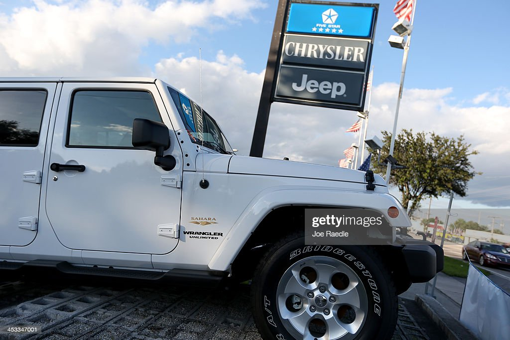 stock getty pictures chrysler s sales on october jeep photos vehicles images the in and are hollywood lot seen picture