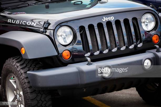jeep wrangler rubicon - jeep wrangler stock photos and pictures