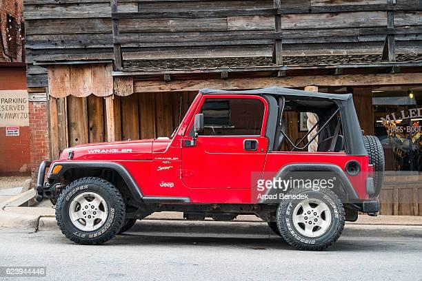 Jeep Wrangler TJ 4.0 L Sport Convertible
