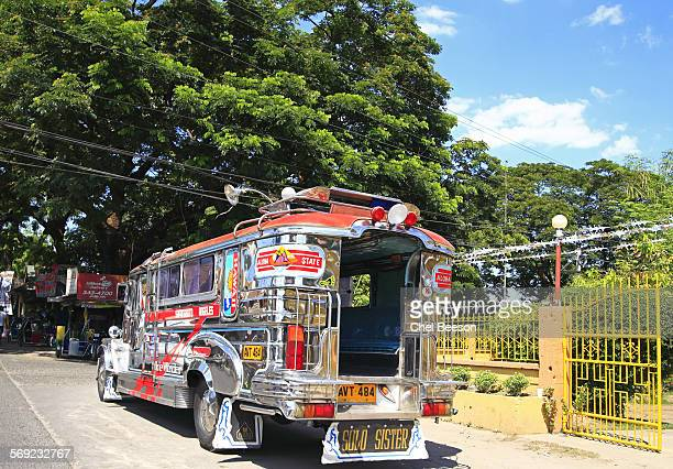 jeepney Bulacan Phillippines