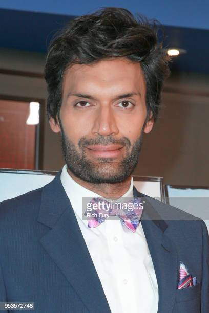 Jeetendr Sehdev attends the premiere of Sony Pictures Classics' The Seagull at Writers Guild Theater on May 1 2018 in Beverly Hills California