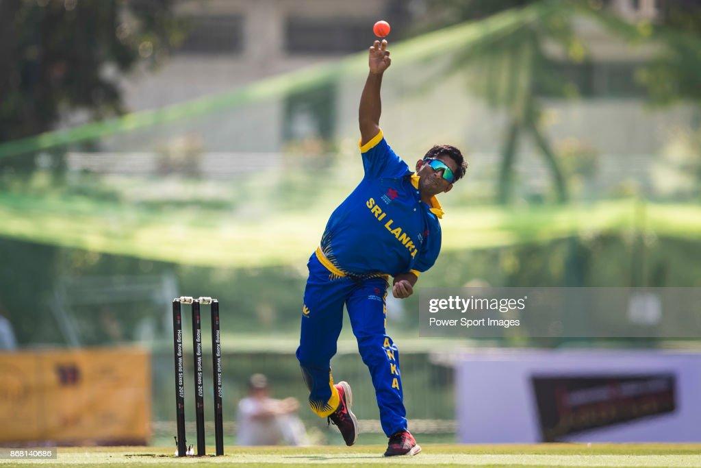 Hong Kong Cricket World Sixes 2017
