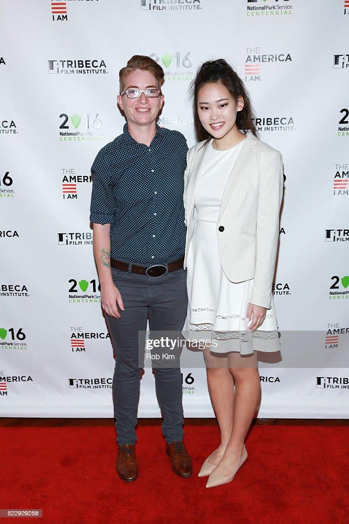 "NY: ""The America I Am"" Screening - 2016 Tribeca Film Festival"