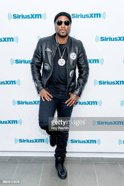 Jeezy visits SiriusXM at SiriusXM Studios on December 11 2017 in New York City