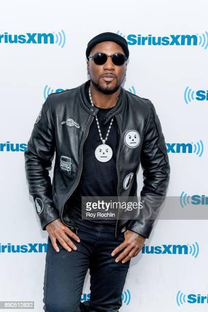Jeezy visits SiriusXM at SiriusXM Studios on December 11 2017 in New York City