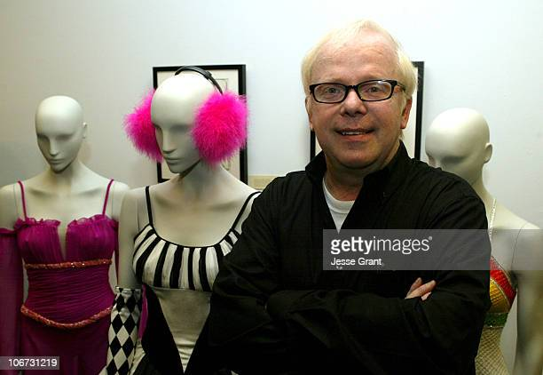 Jef Billings during 'Designing TV Emmy 2004 Outstanding Costumes and Art Direction' Exhibit Premiere Party at Hollywood Entertainment Museum in...
