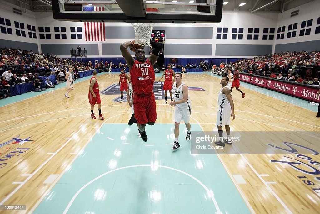 2011 NBA D-League Showcase - Maine Red Claws v Reno Big Horns : News Photo