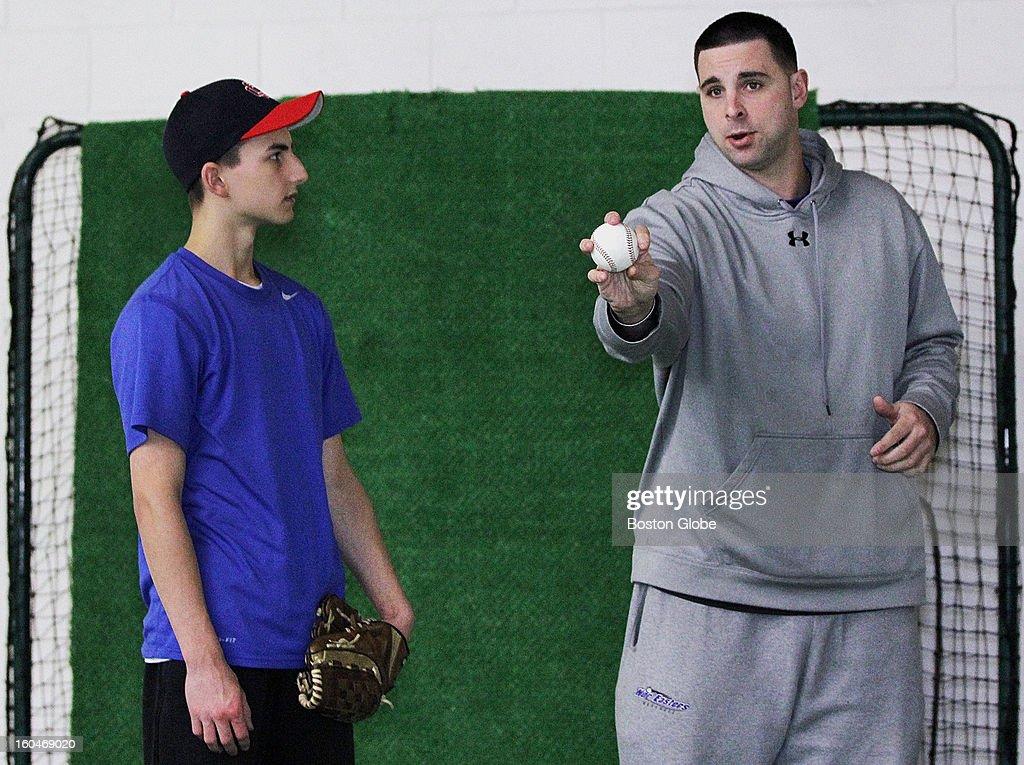 Extra Innings Baseball Facility In Tewksbury : News Photo