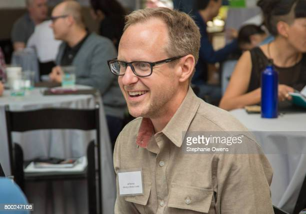 Jeff Bemiss attends Fast Track Session during the 2017 Los Angeles Film Festival on June 21 2017 in Culver City California