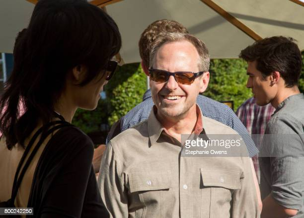 Jeff Bemiss Fast Track Fellow attends the Fast Track Happy Hour during the 2017 Los Angeles Film Festival on June 21 2017 in Culver City California