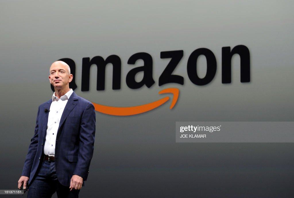 US-COMPANY-AMAZON-JOBS : News Photo