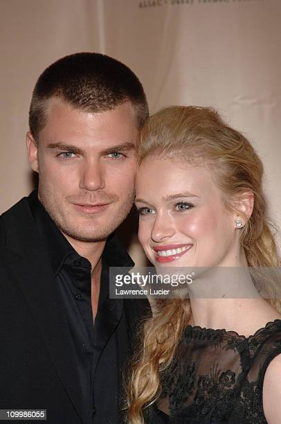 Jeff Branson and Leven Rambin during The 11th Annual Daytime Television Salutes St Jude Children's Research Hospital at Marriott Marquis in New York...