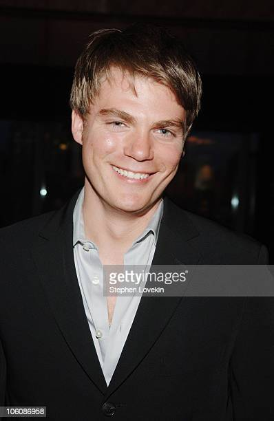 Jeff Branson during 5th Annual Tribeca Film Festival The Big Bad Swim Reception at Mo Bar at The Mandarin Oriental in New York City New York United...