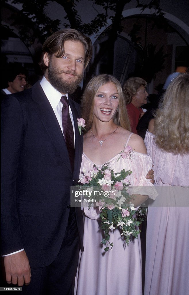Cindy Bridges'  Wedding - August 31, 1979 : News Photo