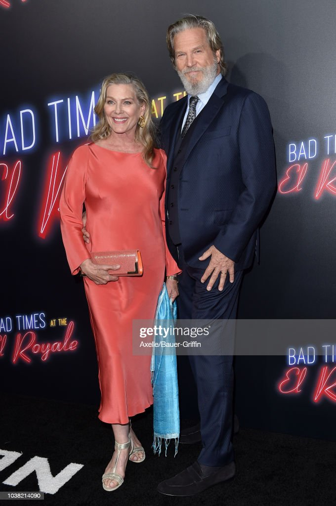 Premiere Of 20th Century FOX's 'Bad Times At The El Royale' - Arrivals : News Photo