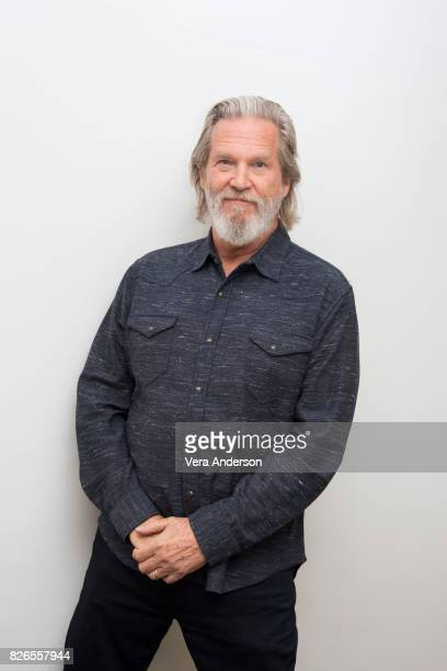 Jeff Bridges at The Only Living Boy in New York Press Conference at the Four Seasons Hotel on August 3 2017 in Beverly Hills California