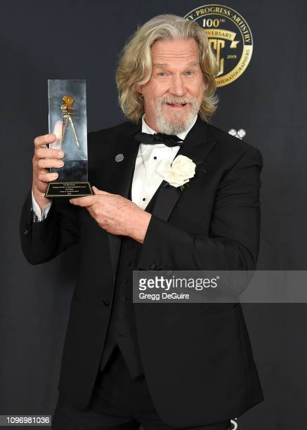 Jeff Bridges attends the 33rd Annual American Society Of Cinematographers Awards For Outstanding Achievement In Cinematography at The Ray Dolby...