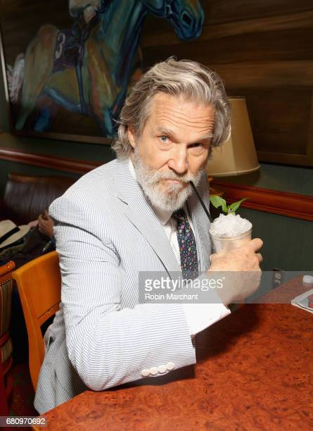Jeff Bridges Star Of The Upcoming Kingsman The Golden Circle attends The Kentucky Derby at Churchill Downs on May 6 2017 in Louisville Kentucky