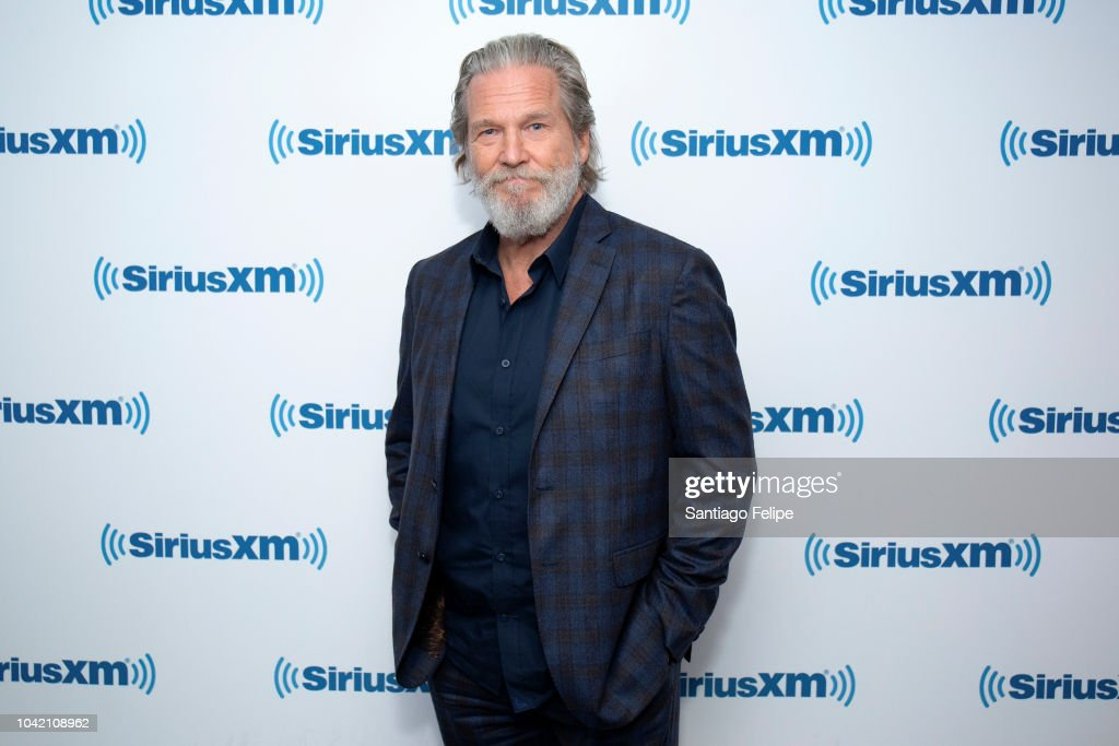 Celebrities Visit SiriusXM - September 27, 2018 : News Photo
