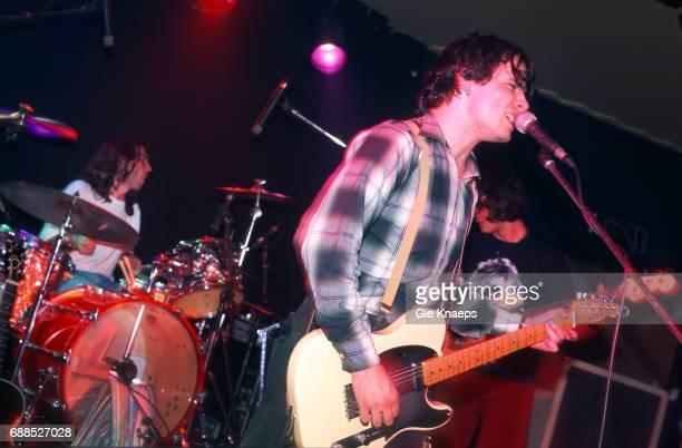Jeff Buckley Pacific Club Antwerpen Belgium