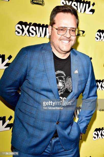Jeff Buhler attends the premiere of 'Pet Sematary' during the 2019 SXSW Conference and Festival at the Paramount Theatre on March 16 2019 in Austin...