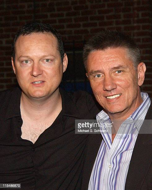 Jeff Burghart, and Frazer Smith during Mike Epps Performs at The Ice House Hosted by Rudy Moreno - August 2, 2005 at The Ice House in Pasadena,...