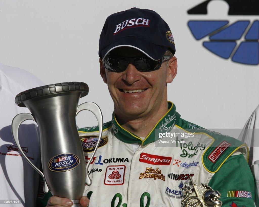 NASCAR - Busch Series - Sam's Town 300 - March 10, 2007