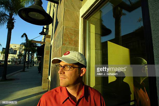 Jeff Canfield owns a loft along Main St where he runs his Canfield Consulting structural engineering business in the Main Street Studios Artists Walk...