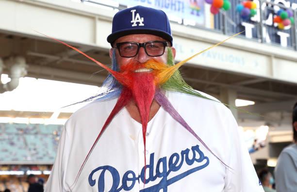 CA: LA Pride And Dodgers Host Annual LGBTQ+ Pride Night