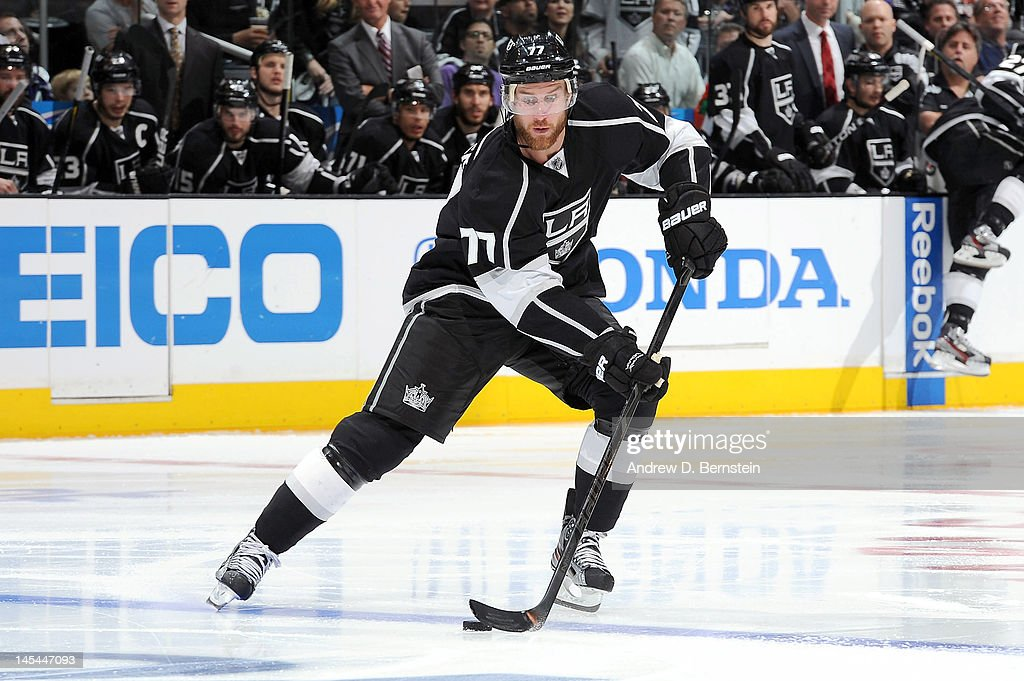 Phoenix Coyotes v Los Angeles Kings - Game Three