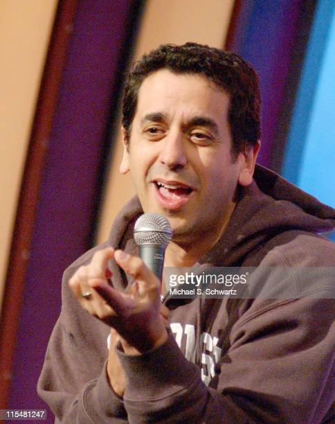 Jeff Cesario during Jon Lovitz Dane Cook Tony Rock and Jeff Cesario Perform at The Laugh Factory at The Laugh Factory in Hollywood California United...